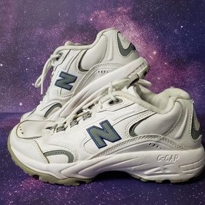 New Balance 336 white womens training shoes